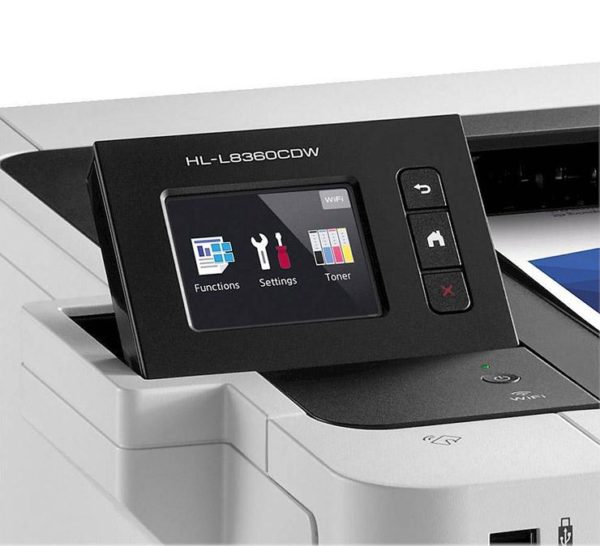impresora a color HL-L8360CDW frontal